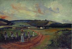 Volta do Eito - Fazenda Cachoeira, 1840