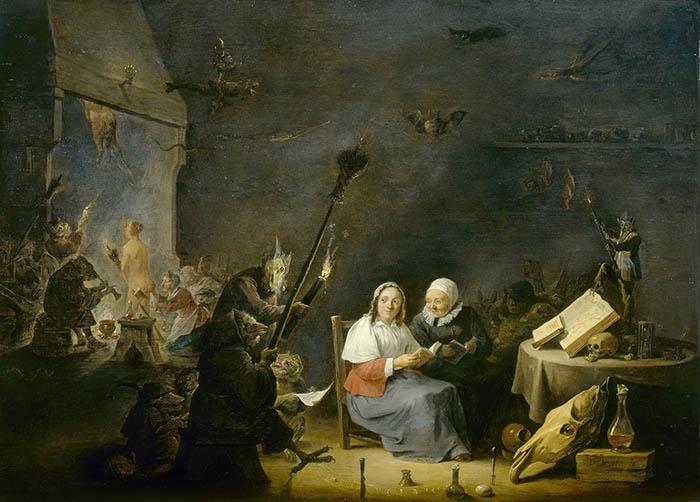 Witch's Initiation