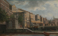 York Water-Gate and the Adelphi
