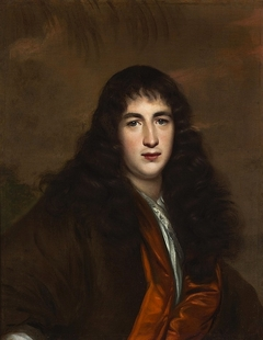 Young Man in a Brown Dressing Gown