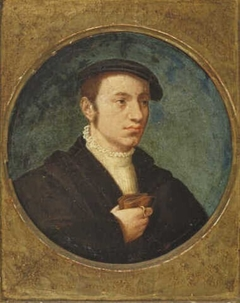 Young Man with a Beret